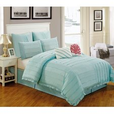 Hampton House 8 Piece Comforter Set