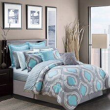 Amy 14 Piece Comforter Set