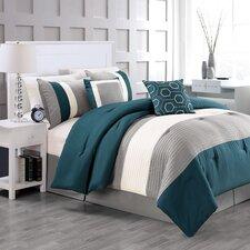 Mandarin 6 Piece Comforter Set