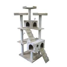 "73"" Bel Air Cat Tree"