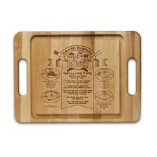 Specialty Item Barbeque Cutting Board
