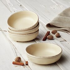 Cucina 8 oz. Stoneware Fruit Bowl (Set of 4)