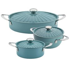 Cucina 6-Piece Nonstick Cookware Set