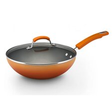 Porcelain II Non-Stick Frying Pan with Lid