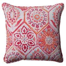 Summer Breeze Corded Indoor/Outdoor Throw Pillow (Set of 2)