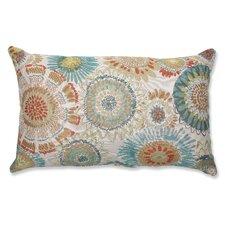 Maggie Mae Aqua Lumbar Pillow