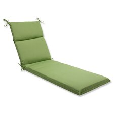Canvas Outdoor Chaise Lounge Cushion