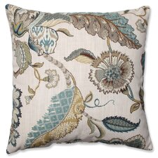 Finders Keepers Cotton Throw Pillow