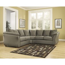 Darcy Symmetrical Sectional