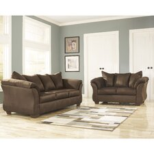 Darcy 2 Piece Signature Design by Ashley Living Room Set