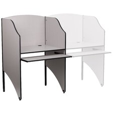 Starter Study Carrel Desk