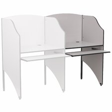 Add On Study Carrel Desk