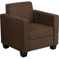 Grand Series Microfiber Arm Chair