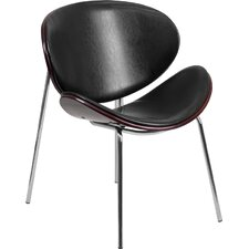 Leisure Reception Leather Guest Chair