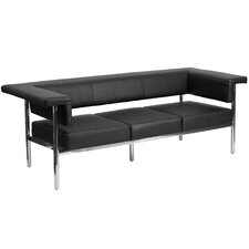 Hercules Fusion Series Contemporary Leather Sofa
