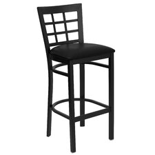 "Hercules Series 31"" Bar Stool with Cushion"