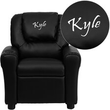 Personalized Kids Recliner