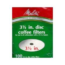 Disc Coffeemaker Filters