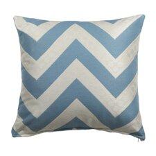 Blockhead Indoor/Outdoor Throw Pillow