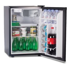 2.6 cu. ft. Compact Refrigerator with Freezer