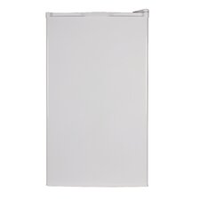 4 cu. ft. Top Freezer Refrigerator in White
