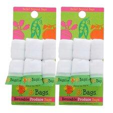 Reusable Produce Bag (Set of 3)
