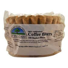 Coffee Filters (Pack of 100) (Set of 3)