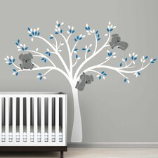 Koala Cuteness Wall Decal