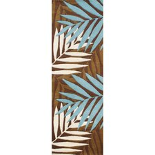 New Zealand Handmade Brown Area Rug