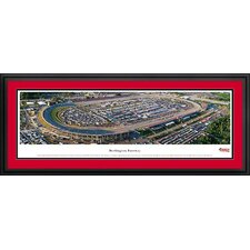 NASCAR Raceway Deluxe Framed Photographic Print