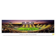 NCAA The University of Iowa - Spirit Week Photographic Print