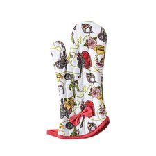 Cowgirl Bow with Oven Mitt