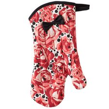 Deco Rose Bow with Oven Mitt