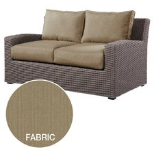 Reims Loveseat with Cushions