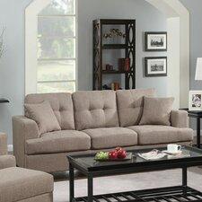 Clearview 3 Piece Sofa & Pillow Set