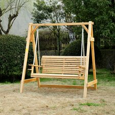 Melody Yard Porch Swing with Stand
