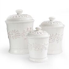 Biance 3-Piece Canister Set