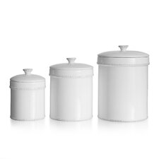 Bianca 3-Piece Dash Canister Set