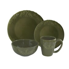 Laurel 16 Piece Dinnerware Set