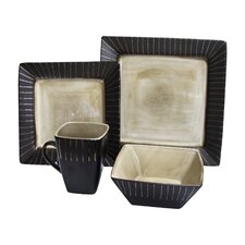 Stonegate 16 Piece Dinnerware Set