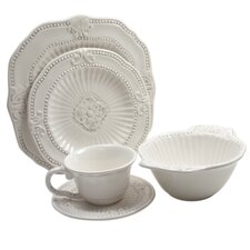 Baroque 20 Piece Dinnerware Set