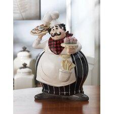 Bon Appetito Cookie Jar