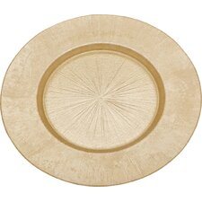 """Sybil 13"""" Charger Plate"""