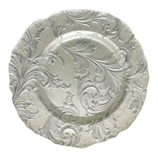 """13"""" Vanessa Charger Plate"""
