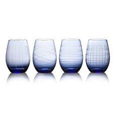 Jameston Stemless Wine Glass (Set of 4)