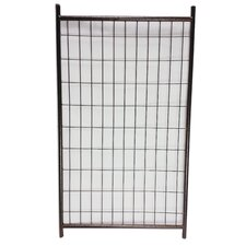"3'5"" H x 2' W x 1"" D Pet Gazebo Replacement Side Panel"