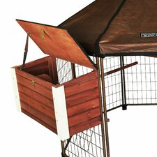 Original Pet Gazebo Double Nesting Box