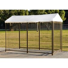 "96"" Yard Kennel Cover"