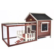 The Picket Fence Rabbit Hutch