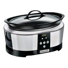 6 Qt. Smart Slow Cooker with WeMo®